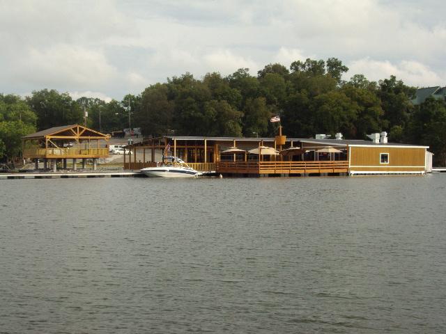 Blackjack marina old hickory lake